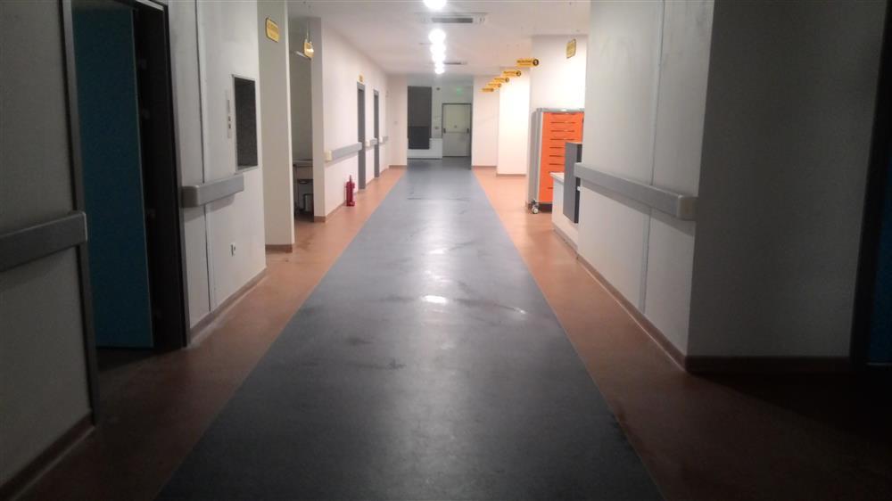 Torbalı Tıp Merkezi Pvc Zemin Kaplamaları
