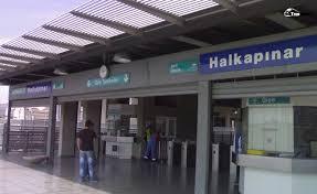 İzmir Halkapınar Metro Lojistik Merkezi , Payandalı Yükseltilmiş Döşeme Sistemleri Uygulama İşi